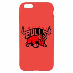 Чохол для iPhone 6/6S Чикаго Буллз