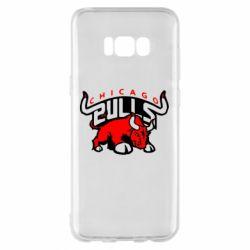 Чохол для Samsung S8+ Чикаго Буллз