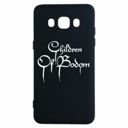 Чохол для Samsung J5 2016 Children of bodom logo