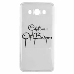 Чохол для Samsung J7 2016 Children of bodom logo