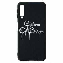 Чохол для Samsung A7 2018 Children of bodom logo