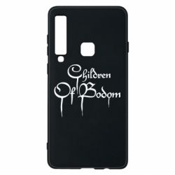 Чохол для Samsung A9 2018 Children of bodom logo