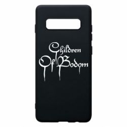 Чохол для Samsung S10+ Children of bodom logo