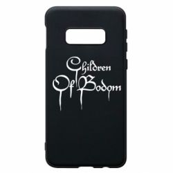 Чохол для Samsung S10e Children of bodom logo