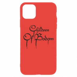 Чохол для iPhone 11 Children of bodom logo