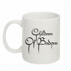 Кружка 320ml Children of bodom logo