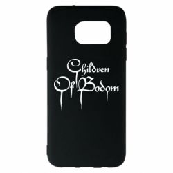 Чохол для Samsung S7 EDGE Children of bodom logo