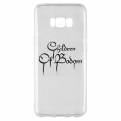 Чохол для Samsung S8+ Children of bodom logo