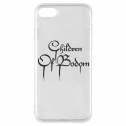 Чохол для iPhone 8 Children of bodom logo