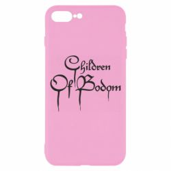Чохол для iPhone 8 Plus Children of bodom logo