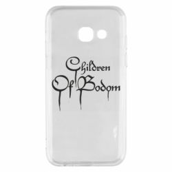 Чохол для Samsung A3 2017 Children of bodom logo