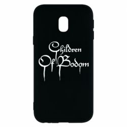 Чохол для Samsung J3 2017 Children of bodom logo