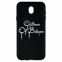 Чохол для Samsung J7 2017 Children of bodom logo