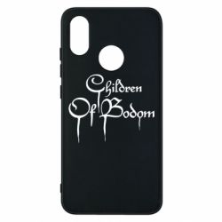 Чохол для Xiaomi Mi8 Children of bodom logo