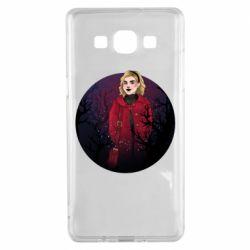 Чехол для Samsung A5 2015 Chilling Soul Adventures of Sabrina Art