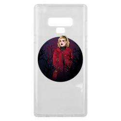 Чехол для Samsung Note 9 Chilling Soul Adventures of Sabrina Art