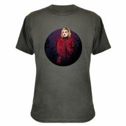Камуфляжная футболка Chilling Soul Adventures of Sabrina Art