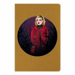 Блокнот А5 Chilling Soul Adventures of Sabrina Art