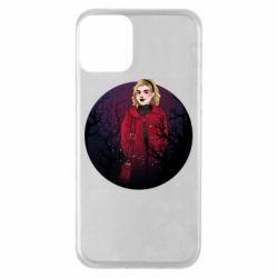 Чехол для iPhone 11 Chilling Soul Adventures of Sabrina Art