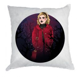 Подушка Chilling Soul Adventures of Sabrina Art
