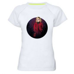 Женская спортивная футболка Chilling Soul Adventures of Sabrina Art