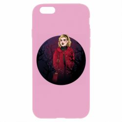 Чехол для iPhone 6 Plus/6S Plus Chilling Soul Adventures of Sabrina Art