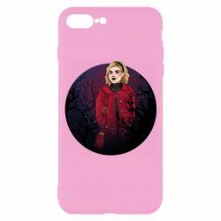 Чехол для iPhone 7 Plus Chilling Soul Adventures of Sabrina Art