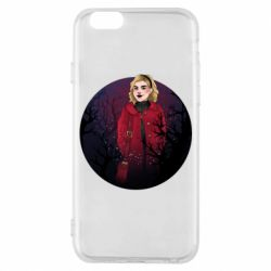 Чехол для iPhone 6/6S Chilling Soul Adventures of Sabrina Art