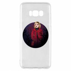 Чехол для Samsung S8 Chilling Soul Adventures of Sabrina Art