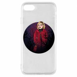 Чехол для iPhone 8 Chilling Soul Adventures of Sabrina Art