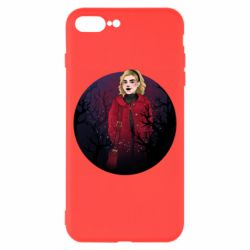 Чехол для iPhone 8 Plus Chilling Soul Adventures of Sabrina Art