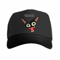 Кепка-тракер Чипсеки кот мем