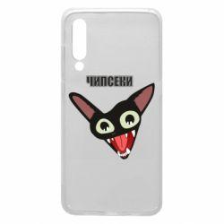 Чехол для Xiaomi Mi9 Чипсеки кот мем