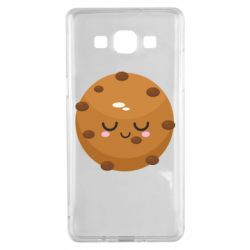 Чехол для Samsung A5 2015 Chocolate Cookies