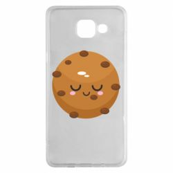 Чехол для Samsung A5 2016 Chocolate Cookies
