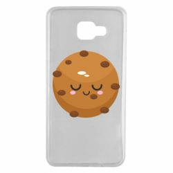 Чехол для Samsung A7 2016 Chocolate Cookies