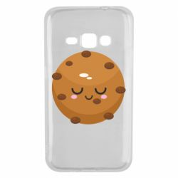 Чехол для Samsung J1 2016 Chocolate Cookies