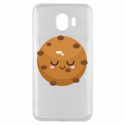 Чехол для Samsung J4 Chocolate Cookies