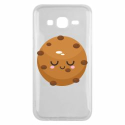 Чехол для Samsung J5 2015 Chocolate Cookies