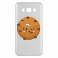 Чехол для Samsung J5 2016 Chocolate Cookies