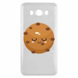 Чехол для Samsung J7 2016 Chocolate Cookies