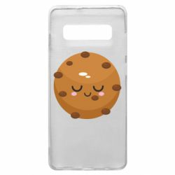 Чехол для Samsung S10+ Chocolate Cookies