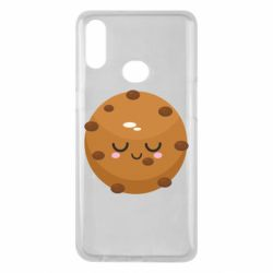 Чехол для Samsung A10s Chocolate Cookies