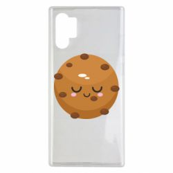 Чехол для Samsung Note 10 Plus Chocolate Cookies