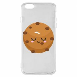Чехол для iPhone 6 Plus/6S Plus Chocolate Cookies
