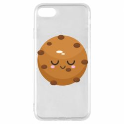 Чехол для iPhone 7 Chocolate Cookies