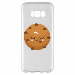 Чехол для Samsung S8+ Chocolate Cookies