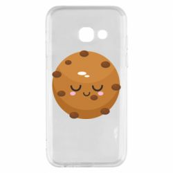 Чехол для Samsung A3 2017 Chocolate Cookies