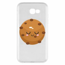 Чехол для Samsung A7 2017 Chocolate Cookies