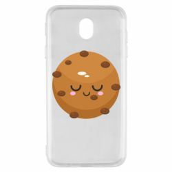 Чехол для Samsung J7 2017 Chocolate Cookies
